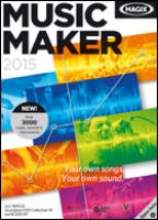 Magix MAGIX Music Maker 2015 (download versie) (MAG2561AE)