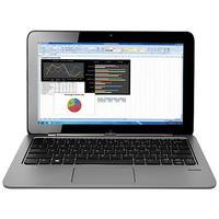 HP laptop: Elite x2 1011 BUNDEL: Elite x2 1011 Tablet + Travel Keyboard - Zilver