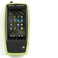 NetScout Systems netwerkkabel tester: LINKRUNNER G2 - Zwart, Groen