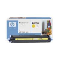 HP toner: Q6002A - Geel