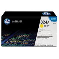 HP drum: 824A gele LaserJet fotogevoelige rol - Geel