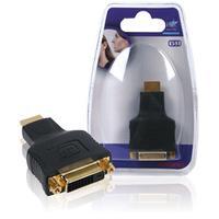 HQ kabel adapter: SSVC003 - Zwart