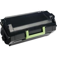 Lexmark cartridge: 522 - Zwart