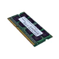 2-Power RAM-geheugen: 4GB, DDR4, 2400MHz, CL17 SODIMM