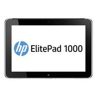 HP tablet: ElitePad 1000 G2 - 128 GB - 4G - Zilver