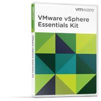 Vmware software licentie: vSphere 6 Essentials Kit for 3 hosts