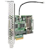 Hewlett Packard Enterprise raid controller: Smart Array P440/4GB FBWC 12Gb 1-port Int SAS (Sparepart)