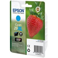 Epson inktcartridge: 29XL C - Cyaan