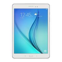 Samsung tablet: Galaxy Tab A (9.7, Wi-Fi) - Wit