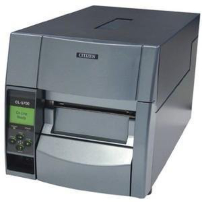 Citizen labelprinter: CL-S700 (TT + DT) - Grijs
