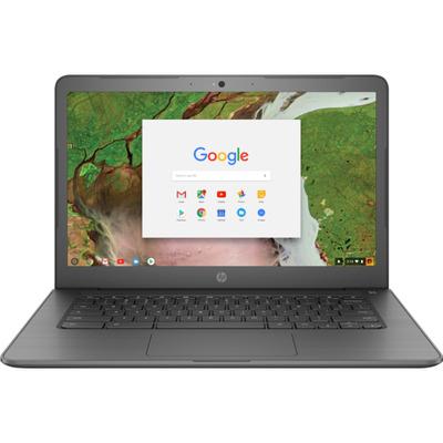 HP Chromebook 14 G5 Laptop - Grijs