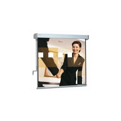 Projecta projectiescherm: Hapro Manual 200x200 Datalux M