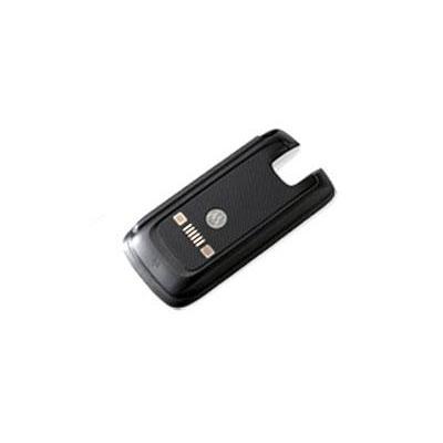 Zebra High capacity battery door kit for ES400 - Zwart