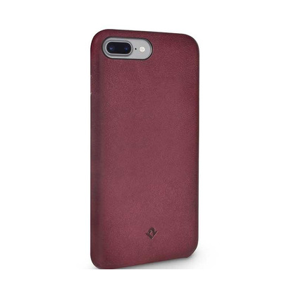 TwelveSouth RelaxedLeather Mobile phone case - Paars