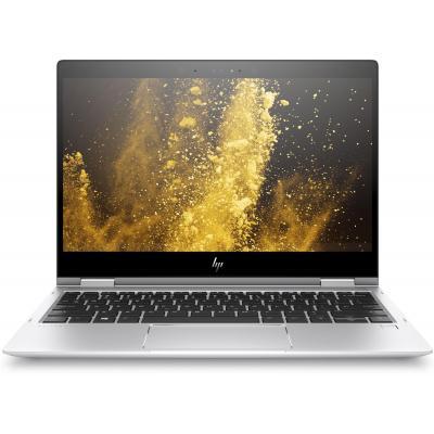 HP laptop: EliteBook x360 1020 G2 i5-7200U 12 inch - Zilver