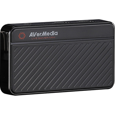 AVerMedia Streamer Starter Kit Mini + Mic + Cam Computermicrofoons