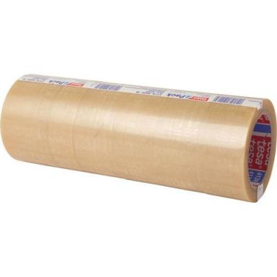 Tesa plakband: Ultra Strong PVC 50mm x 66m 6-pack - Transparant