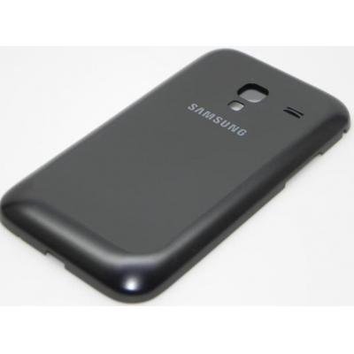 Samsung mobile phone spare part: Battery Cover, GT-S7500 Ace Plus, blue