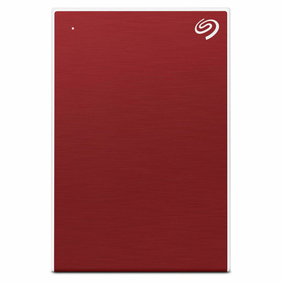 Seagate Backup Plus Slim Externe harde schijf - Rood