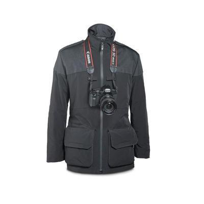 Manfrotto herenjas: MA LFJ050M-LBB, Pro Field Jacket man L - Zwart