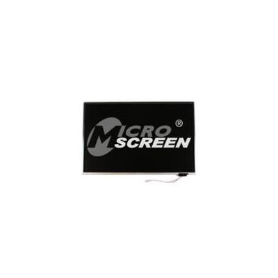 "Micro screen laptop accessoire: 39.116 cm (15.4 "") LCD Display For Toshiba - Zwart"