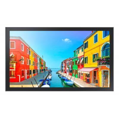 "Samsung public display: FHD Outdoor Display  24"" OH24E - Zwart"