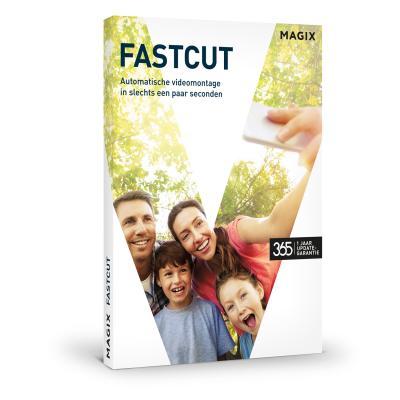 Magix grafische software: Magix, Fastcut 2