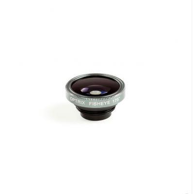 Optrix : Waterproof Photography Kit Fisheye Lens for iPhone6/6S - Zwart, Grijs, Transparant