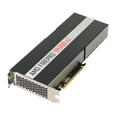 AMD FirePro S9300 x2 Videokaart - Zwart, Zilver