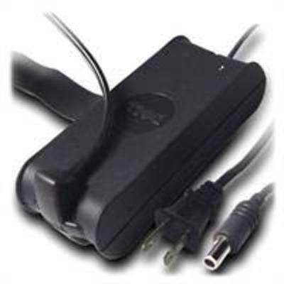 DELL AC Adapter 90W for Latitude 100L/D510/D610/D800/D810 Precision M20/M60/M70 Inspiron 9300 Netvoeding - Zwart