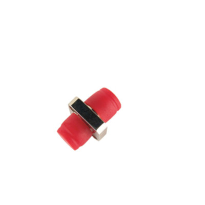 Microconnect FC adapter Singlemode simplex Kabel connector - Rood
