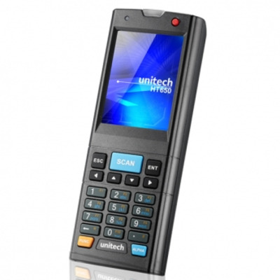 Unitech PDA: SRD650 - Zwart