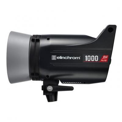 Elinchrom fotostudie-flits eenheid: ELC Pro HD 1000 - Zwart