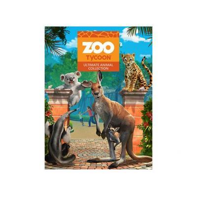 Microsoft game: Zoo Tycoon