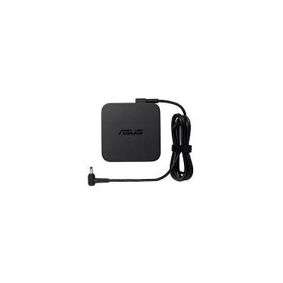 ASUS Power Adapter 65W, 19V, 2-Pin, Black netvoeding - Zwart