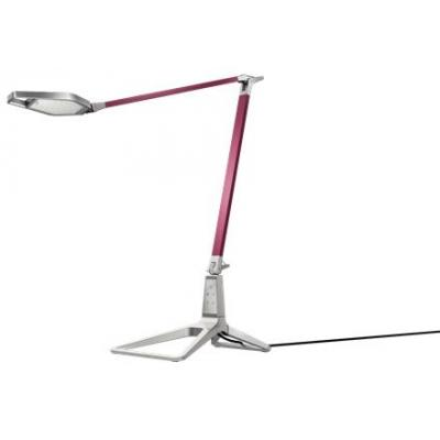 Esselte tafellamp: Smart LED Style, Garnet red - Rood