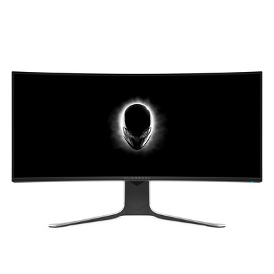 Alienware AW3420DW Monitor - Wit