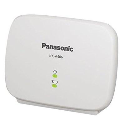 Panasonic dect basisstation: KX-A406 - Wit