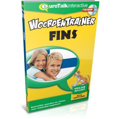 Eurotalk educatieve software: Woordentrainer, Fins