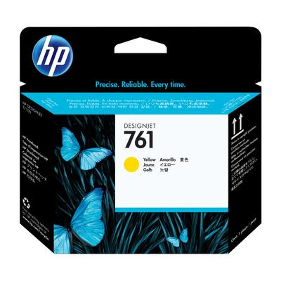 HP 761 Printkop - Geel