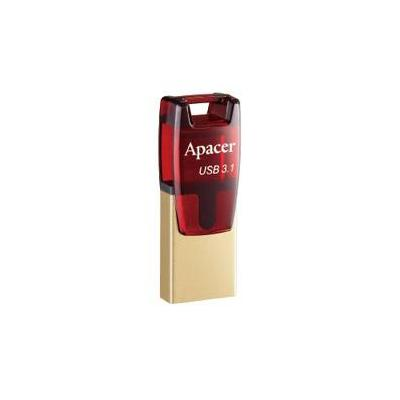Apacer AP64GAH180R-1 USB flash drive