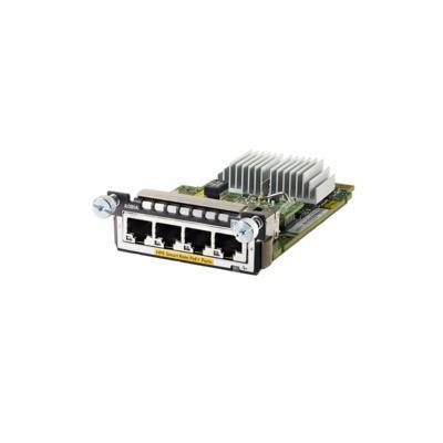 Hewlett Packard Enterprise Aruba 3810M/2930M 4 HPE Smart Rate 1G/2.5G/5G/10G PoE+ Module .....