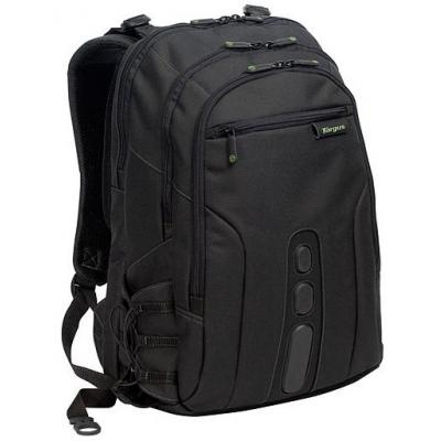 Targus laptoptas: 15.6 inch / 39.6cm EcoSpruce™ Backpack - Zwart