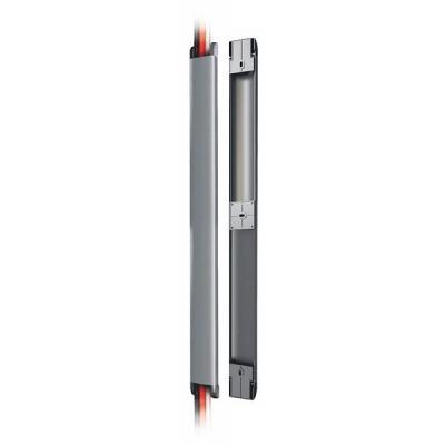 Newstar kabel beschermer: De NS-CC050SILVER is een kabelgoot om uw kabels netjes weg te werken - Zilver