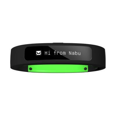 Razer wearable: Nabu - Zwart, Groen
