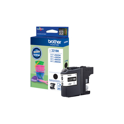 Brother LC-221BK inktcartridge