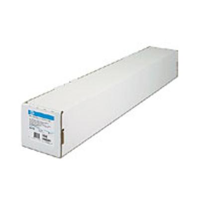 Hp plotterpapier: 610 mm x 45.7 m, 90 g/m², Mat, Houtvezel
