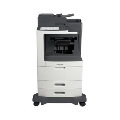 Lexmark MX812dpe Multifunctional - Zwart