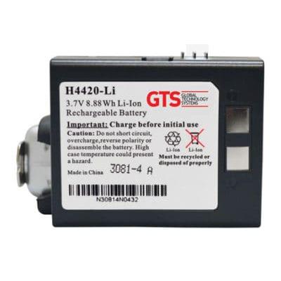 GTS H4420-LI Barcodelezer accessoire - Zwart