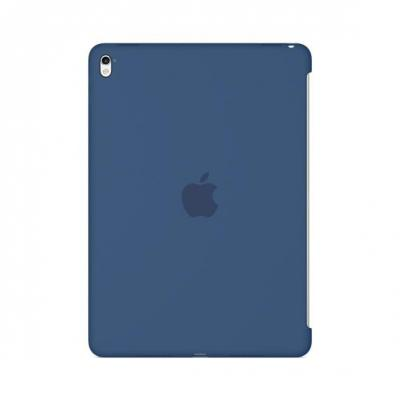 Apple tablet case: Siliconenhoes voor 9,7-inch iPad Pro - Oceaanblauw